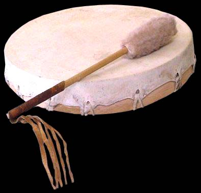 Native American Instruments Drums The frame drum of the native